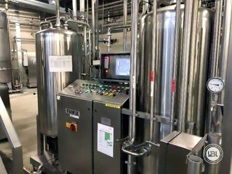 Used Bottling Complete Line for Beer Soft and Flat Drinks Cans up to 24000 cph - 3