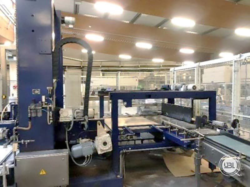 Used Bottling Complete Line for Beer Soft and Flat Drinks Cans up to 24000 cph - 5