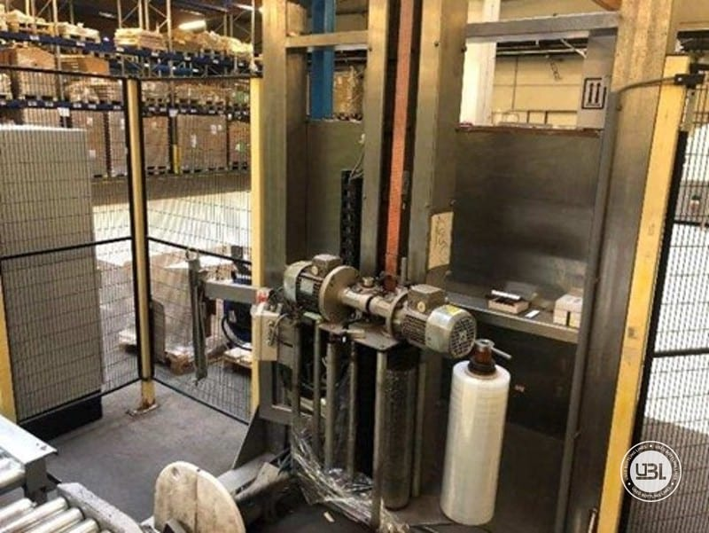 Used Bottling Complete Line for Beer Soft and Flat Drinks Cans up to 24000 cph - 6