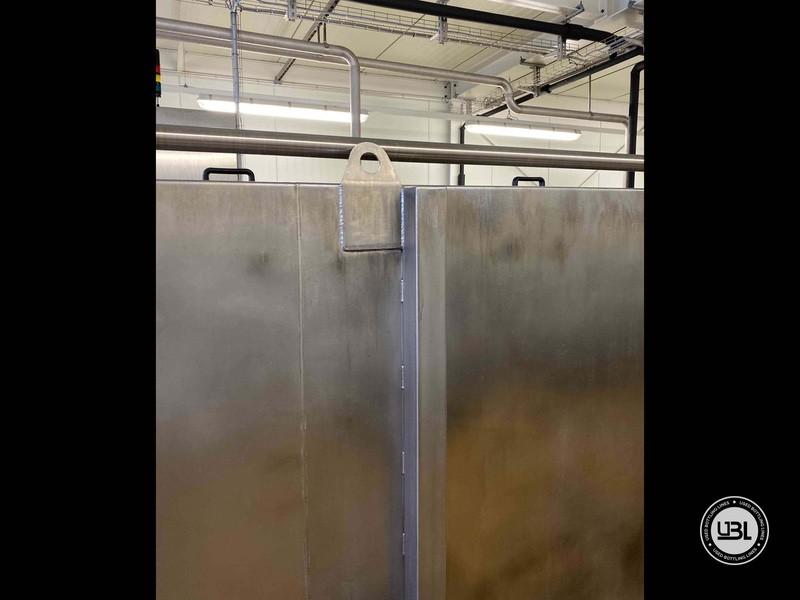 Tunnel Pasteurizer ESV Spennes d'occasion année 2011 10.000 bph PET Verre - 8