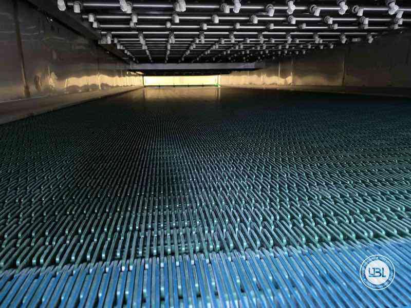 Tunnel Pasteurizer ESV Spennes d'occasion année 2011 10.000 bph PET Verre - 9