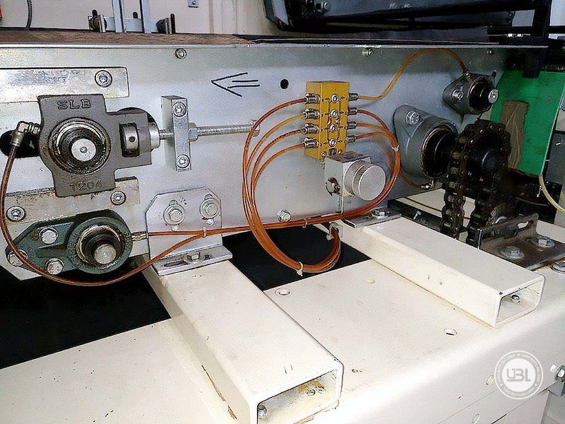 Used Shrink Wrapper Zambelli LFT 30 S/F - 9