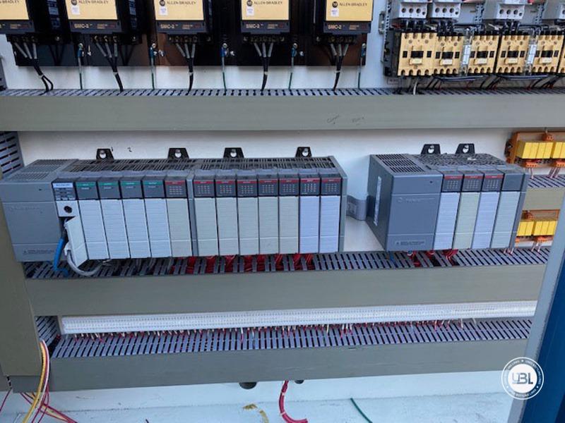 Depalettizzatore automatico alto livello usato Depalletizer Sentry fino a 60000 bph - 26