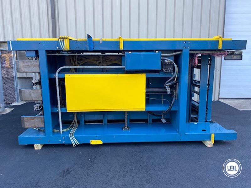 Depalettizzatore automatico alto livello usato Depalletizer Sentry fino a 60000 bph - 4