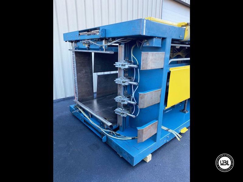 Depalettizzatore automatico alto livello usato Depalletizer Sentry fino a 60000 bph - 6