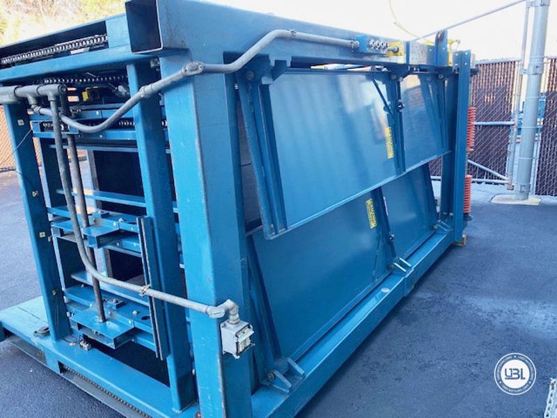 Depalettizzatore automatico alto livello usato Depalletizer Sentry fino a 60000 bph - 8