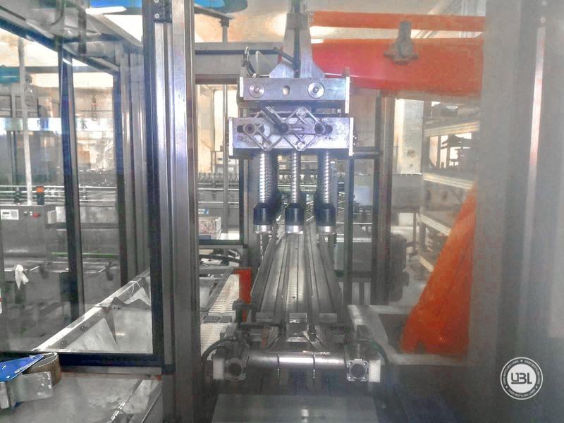 Incartonatrice automatica usata Keber Combipack M 2T 8000 bph anno 2002 - 3