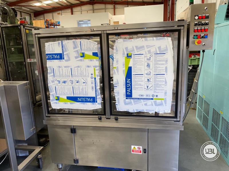 Used Rinser Procomac Gripstar IR.6.24.136.163 24 Grippers 7000 bph Completely Refurbished - 1