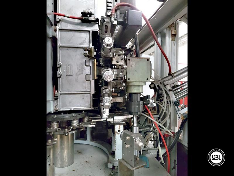 Soffiatrice rotativa usata per preforme in PET Sidel SBO 6 Serie 2 – 6 cavità 8000 bph anno 2002 - 16