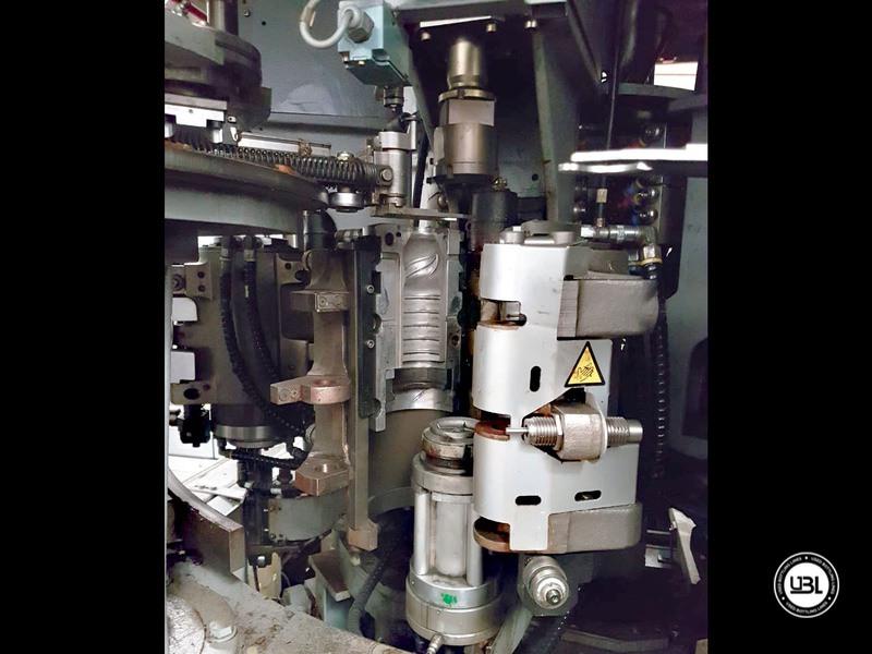 Soffiatrice rotativa usata per preforme in PET Sidel SBO 6 Serie 2 – 6 cavità 8000 bph anno 2002 - 17