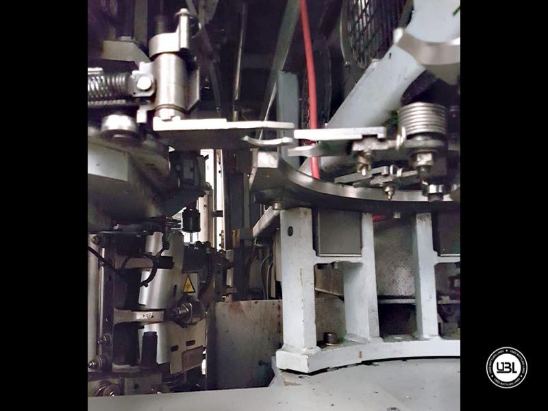 Soffiatrice rotativa usata per preforme in PET Sidel SBO 6 Serie 2 – 6 cavità 8000 bph anno 2002 - 19