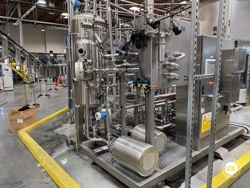Used Sidel Complete Bottling Line for Carbonated Soft Drinks 36.000 bph - 1