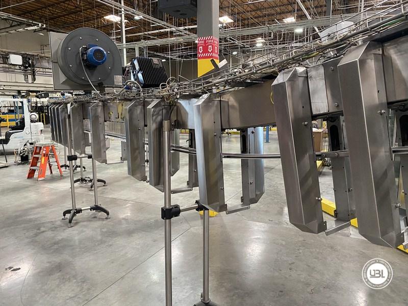 Used Sidel Complete Bottling Line for Carbonated Soft Drinks 36.000 bph - 11