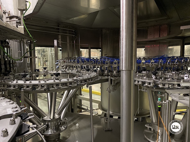 Used Sidel Complete Bottling Line for Carbonated Soft Drinks 36.000 bph - 14