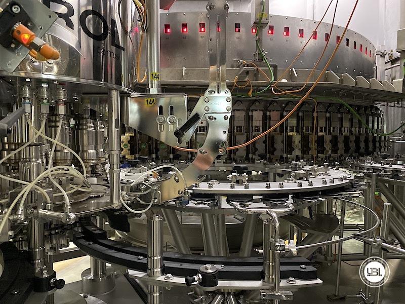 Used Sidel Complete Bottling Line for Carbonated Soft Drinks 36.000 bph - 15