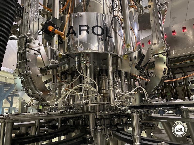Used Sidel Complete Bottling Line for Carbonated Soft Drinks 36.000 bph - 16