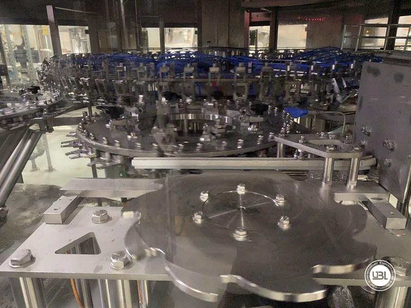 Used Sidel Complete Bottling Line for Carbonated Soft Drinks 36.000 bph - 20