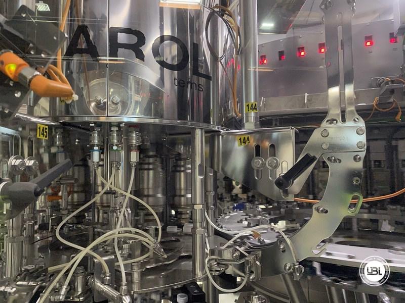Used Sidel Complete Bottling Line for Carbonated Soft Drinks 36.000 bph - 21