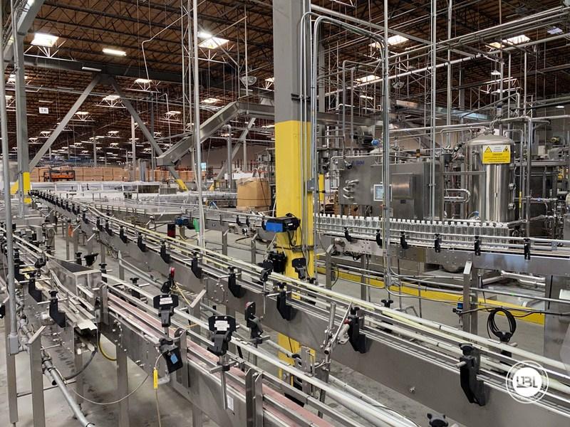 Used Sidel Complete Bottling Line for Carbonated Soft Drinks 36.000 bph - 26