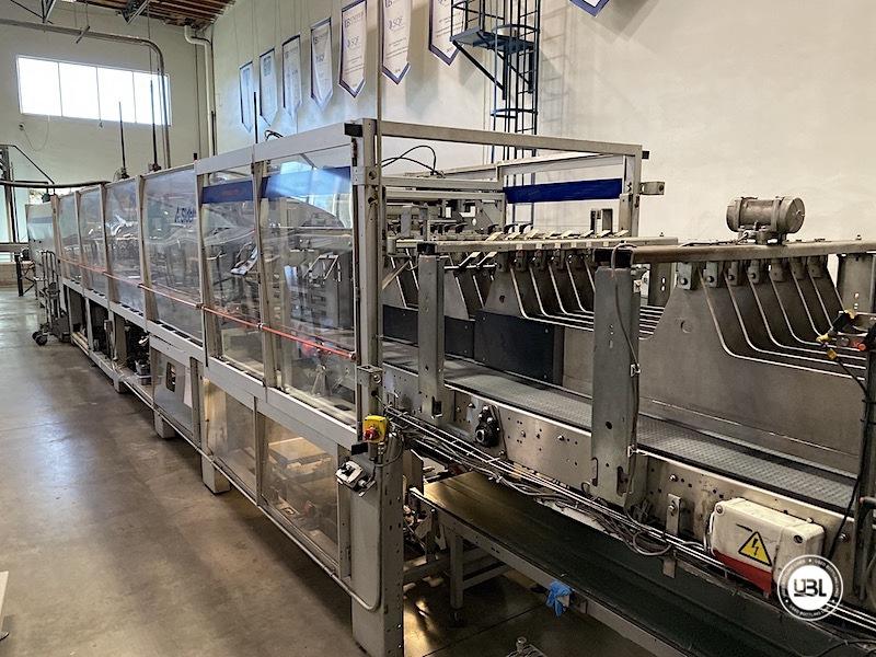 Used Sidel Complete Bottling Line for Carbonated Soft Drinks 36.000 bph - 30