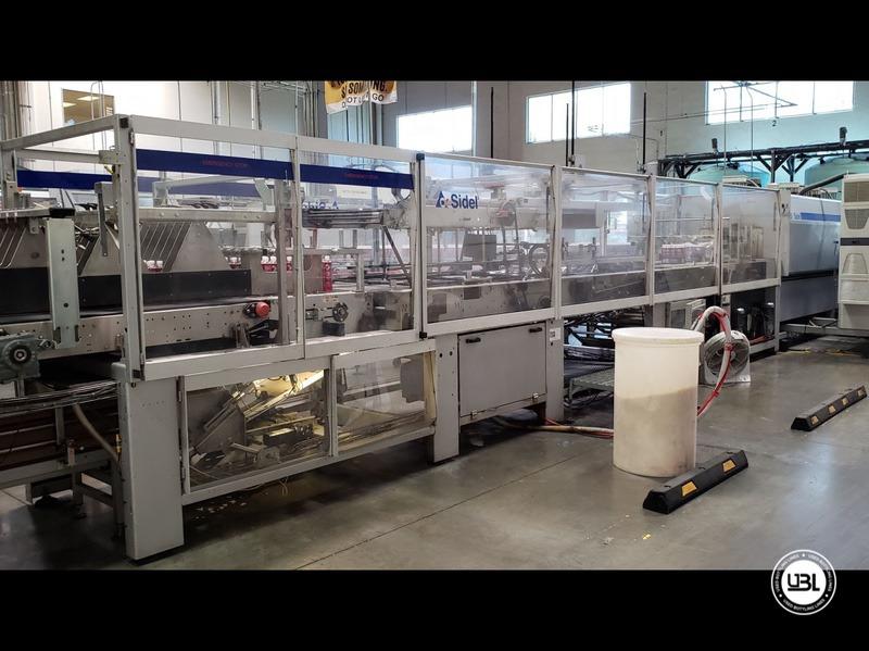 Used Sidel Complete Bottling Line for Carbonated Soft Drinks 36.000 bph - 31