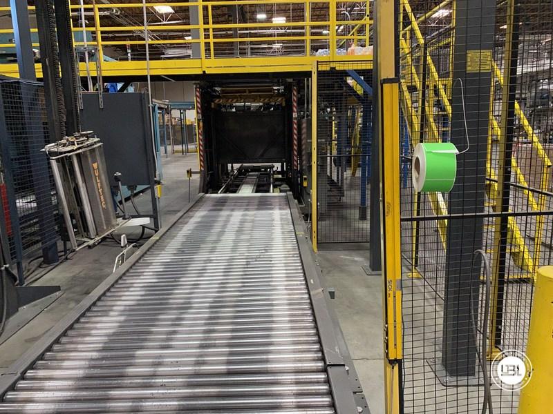 Used Sidel Complete Bottling Line for Carbonated Soft Drinks 36.000 bph - 35