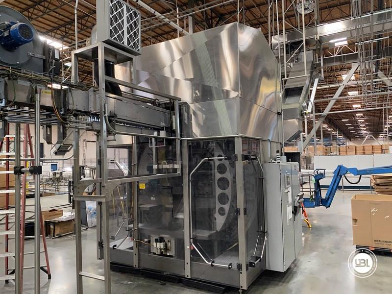 Used Sidel Complete Bottling Line for Carbonated Soft Drinks 36.000 bph - 6