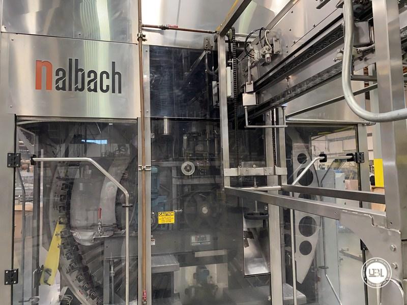 Used Sidel Complete Bottling Line for Carbonated Soft Drinks 36.000 bph - 7