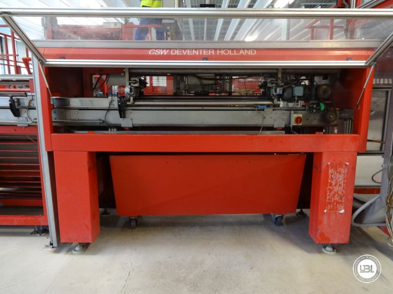 Used End-unwrapping system CSW - 4