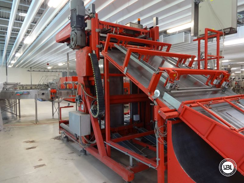 Used End-unwrapping system CSW - 11