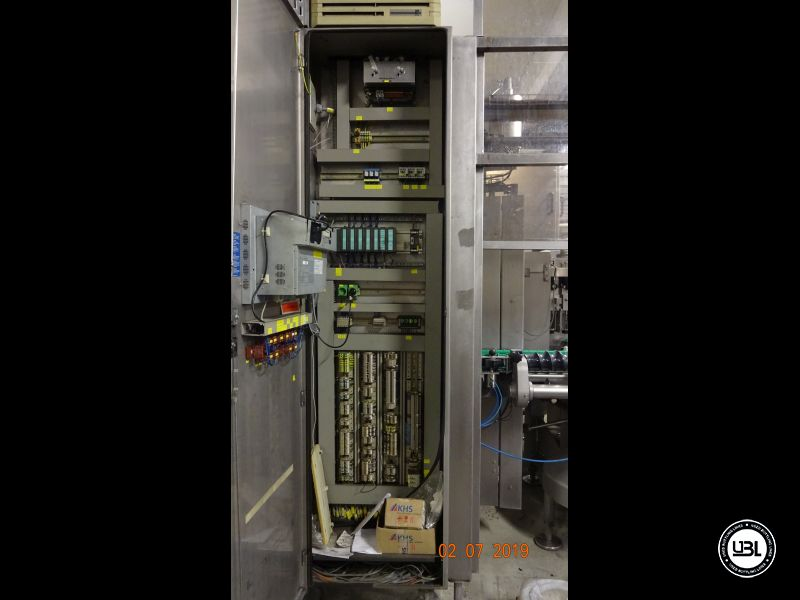Used Isobaric Filling Machine KHS Innofill-DRS-VF 80/15KK/15SV up to 32.000 bph - 3