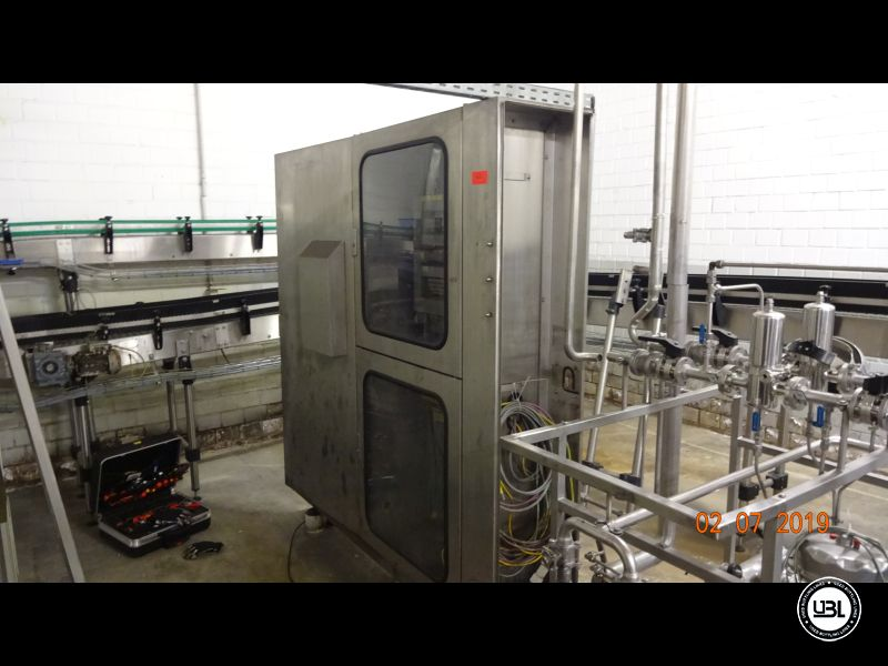 Used Isobaric Filling Machine KHS Innofill-DRS-VF 80/15KK/15SV up to 32.000 bph - 8