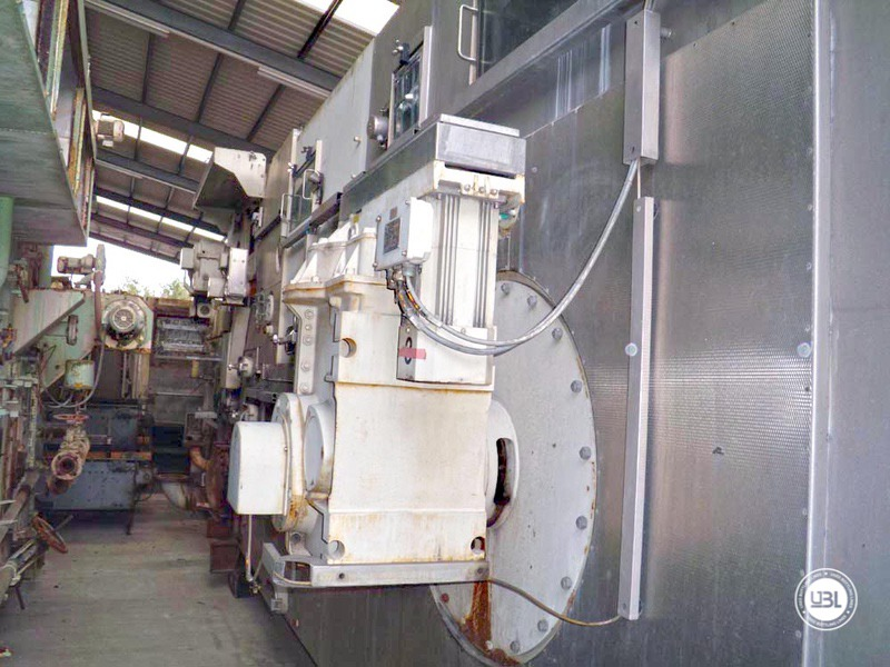 Used Bottle Washer Krones Lavatec KES-2-2-356-40-80 up to 64000 bph year 1998 - 7