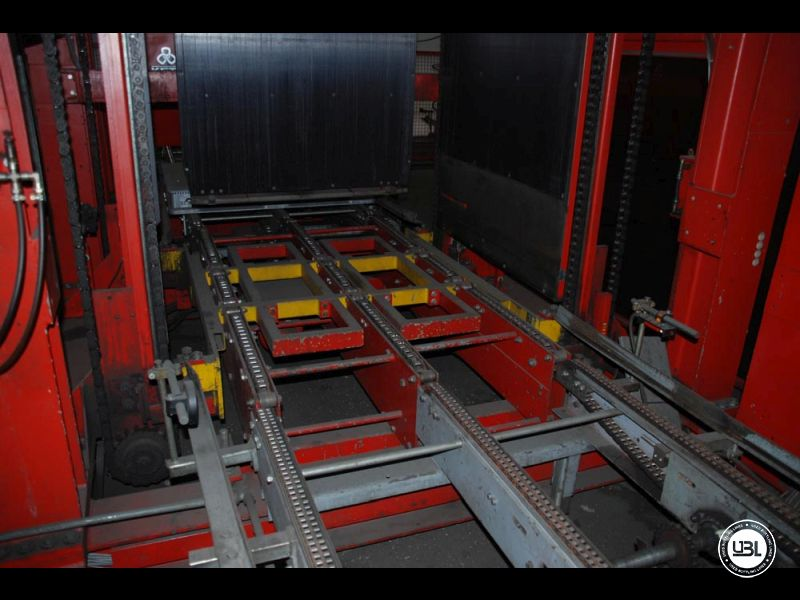 Used Automatic Empty Can Depalletizer Kettner Pressant 300 – 430 layer/hour Year 1992 - 3