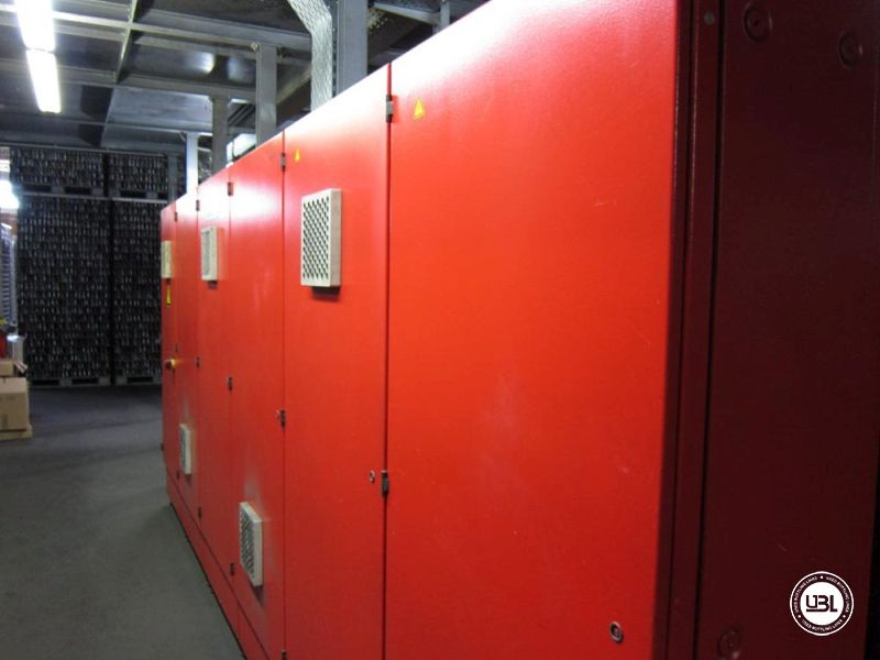 Used Automatic Empty Can Depalletizer Kettner Pressant 300 – 430 layer/hour Year 1992 - 6