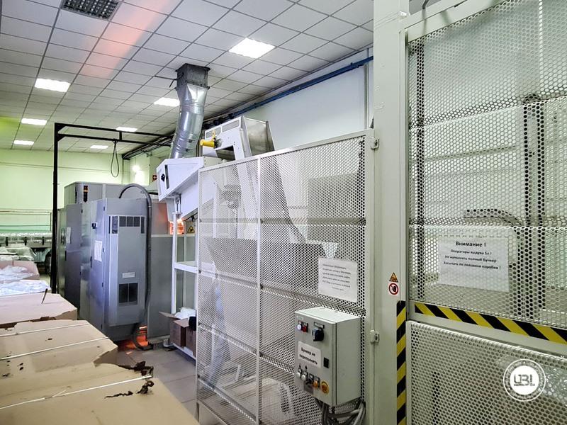 Soffiatrice rotativa usata per preforme in PET Siapi EA2S 5 Cavità anno 2011 3L – 5L fino a 3500 bph - 2