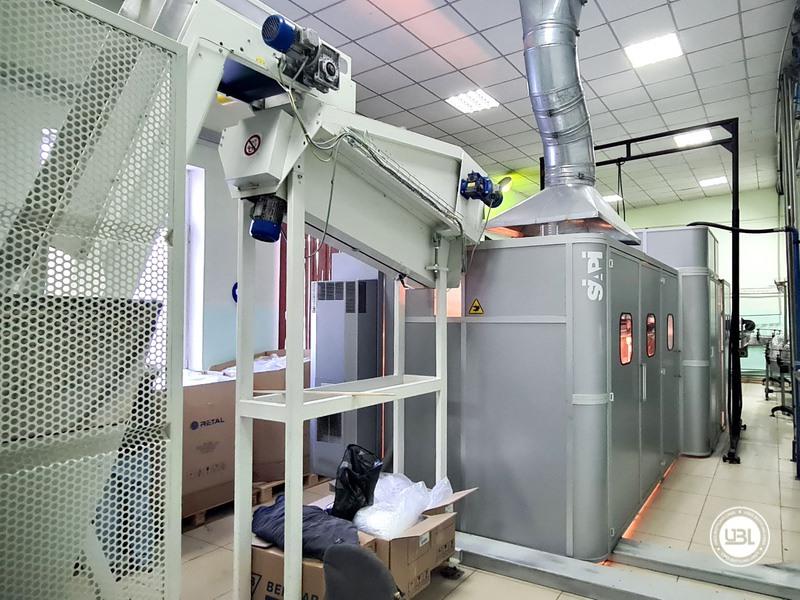 Soffiatrice rotativa usata per preforme in PET Siapi EA2S 5 Cavità anno 2011 3L – 5L fino a 3500 bph - 3