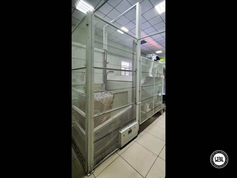 Soffiatrice rotativa usata per preforme in PET Siapi EA2S 5 Cavità anno 2011 3L – 5L fino a 3500 bph - 6