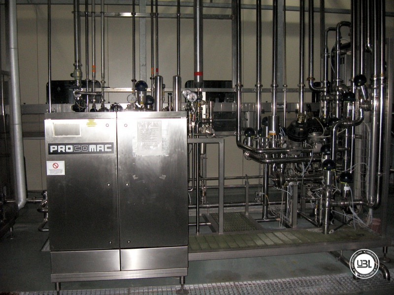 Used Aseptic PET Filling Bottling Complete Line for Still and Carbonated Drinks year 2005 up to 18.000 bph - 10