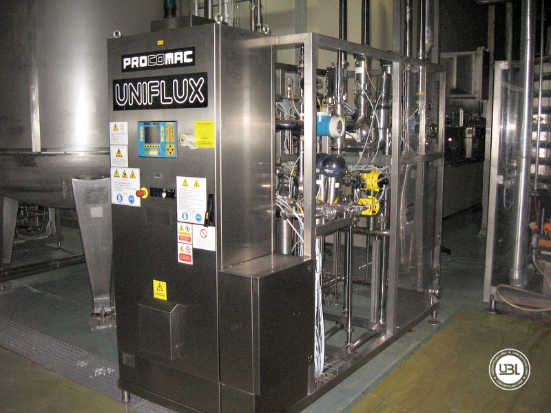 Used Aseptic PET Filling Bottling Complete Line for Still and Carbonated Drinks year 2005 up to 18.000 bph - 11