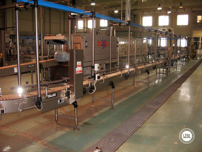 Used Aseptic PET Filling Bottling Complete Line for Still and Carbonated Drinks year 2005 up to 18.000 bph - 16