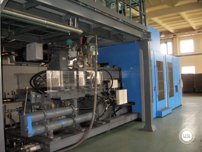 Used Aseptic PET Filling Bottling Complete Line for Still and Carbonated Drinks year 2005 up to 18.000 bph - 3