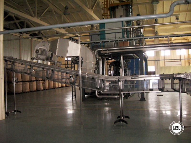 Used Aseptic PET Filling Bottling Complete Line for Still and Carbonated Drinks year 2005 up to 18.000 bph - 4