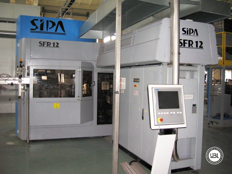 Used Aseptic PET Filling Bottling Complete Line for Still and Carbonated Drinks year 2005 up to 18.000 bph - 5