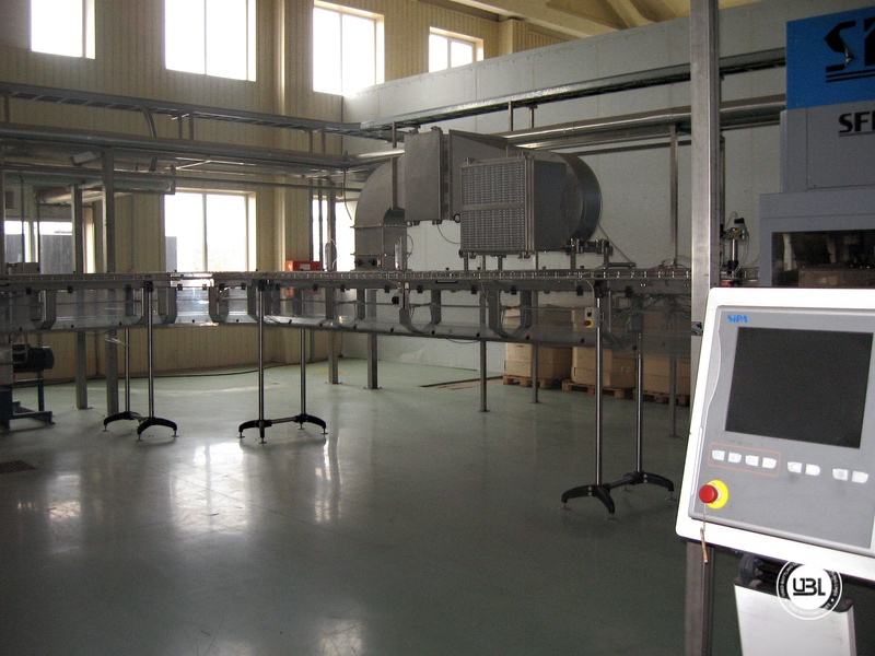 Used Aseptic PET Filling Bottling Complete Line for Still and Carbonated Drinks year 2005 up to 18.000 bph - 7