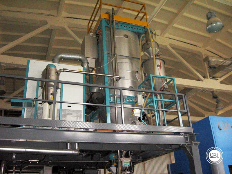 Used Aseptic PET Filling Bottling Complete Line for Still and Carbonated Drinks year 2005 up to 18.000 bph - 8