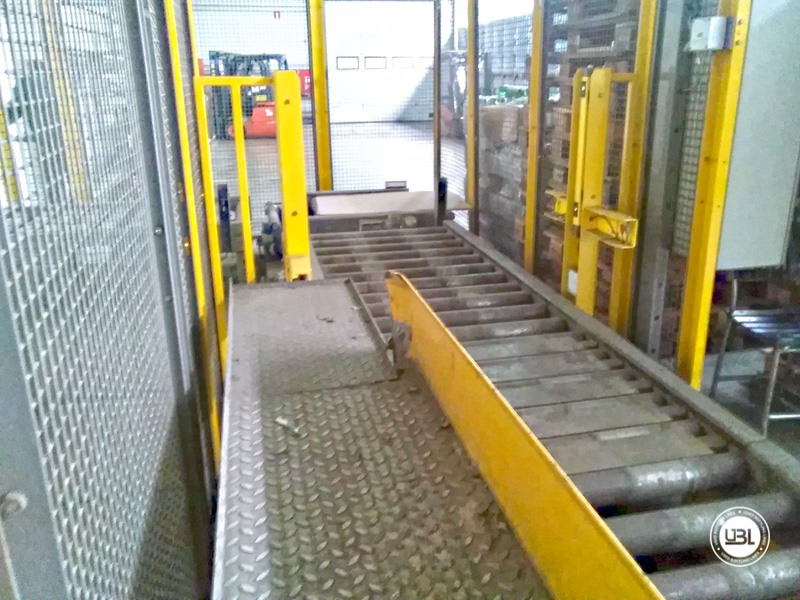 Used Complete Water Line for Returnable Glass up to 17.000 bph - 2