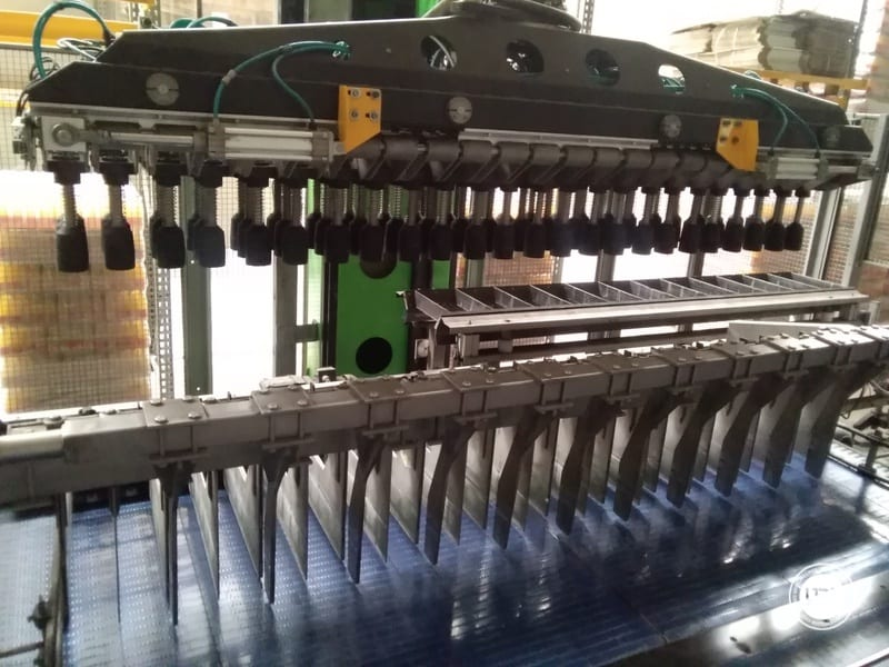 Used Complete Water Line for Returnable Glass up to 17.000 bph - 26