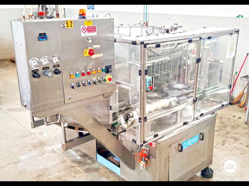Used Isobaric Filling Machine Bertolaso Suprema 48 valves Sparkling Wine up to 9000 bph - 1