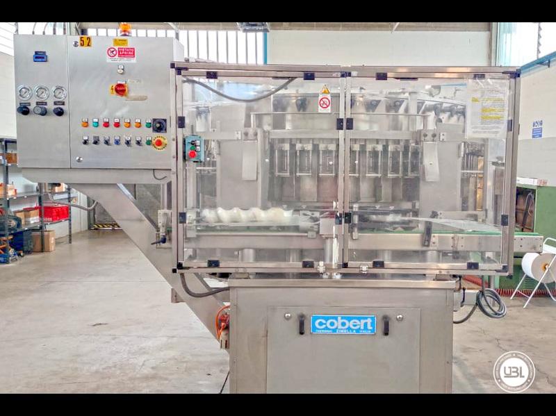 Used Isobaric Filling Machine Bertolaso Suprema 48 valves Sparkling Wine up to 9000 bph - 2